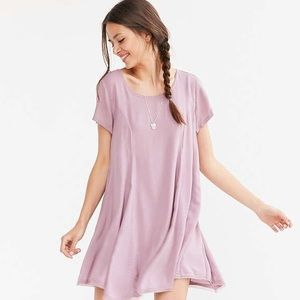 Urban Outfitters | Pink Witchy T-Shirt Dress